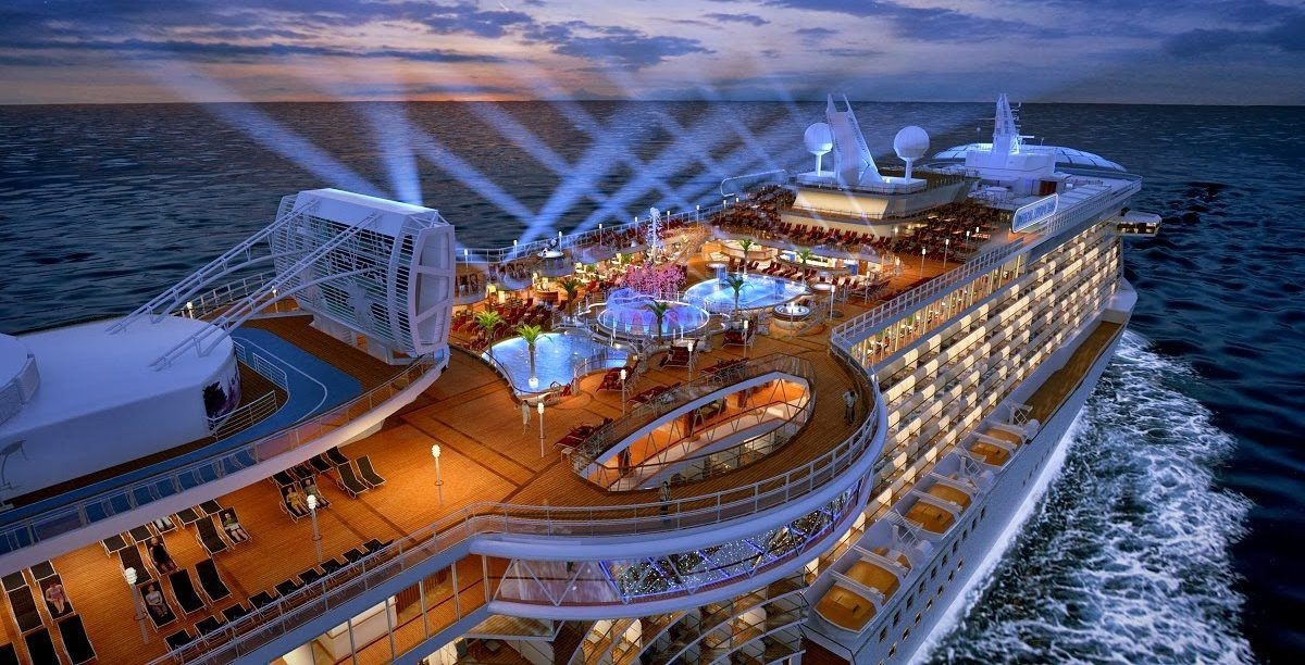 10 Of The Most Expensive Cruise