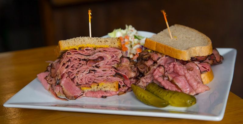Where To Find The Best Smoked Meat In Montreal, Canada