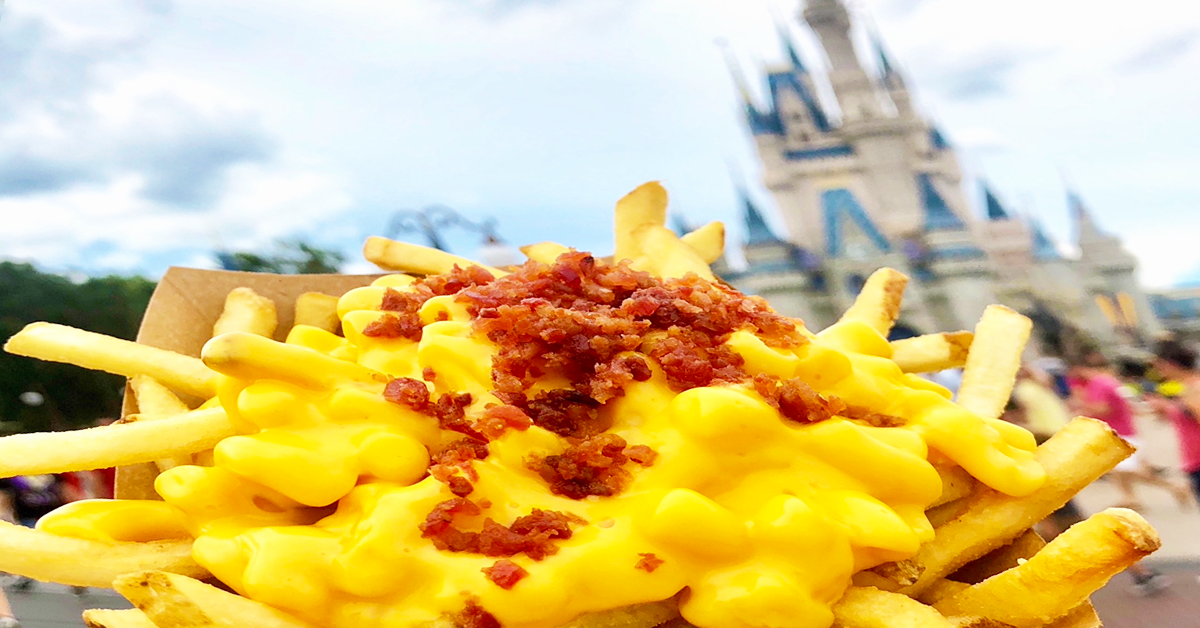 16 Artery Clogging Snacks We Can Only Find At Disney Parks 5