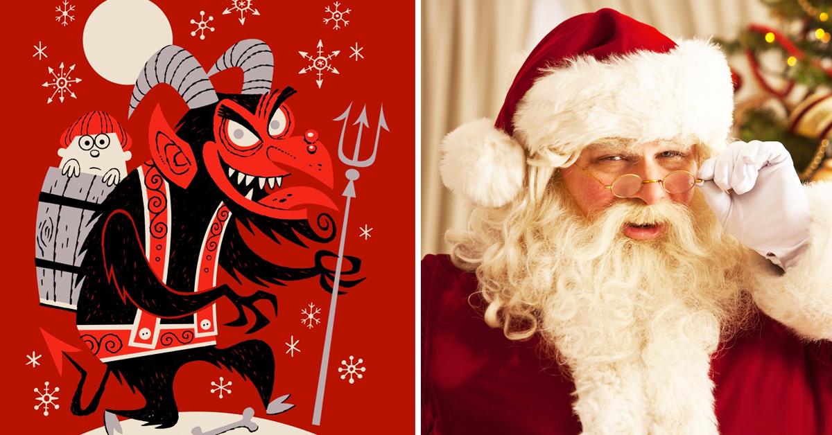 23 International Versions Of Santa That Make No Sense   TheTravel