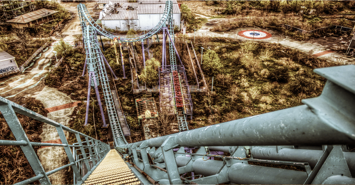 12 Once Popular Theme Parks That Were Shut Down 13 Crazy Ones Still In Action