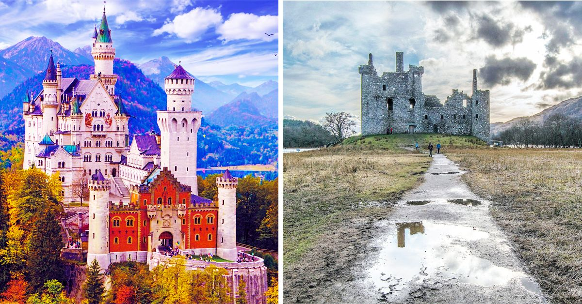 163bc8ecc40b7 15 Deserted Castles Straight Out Of Fairytales (10 We Can Actually Visit)