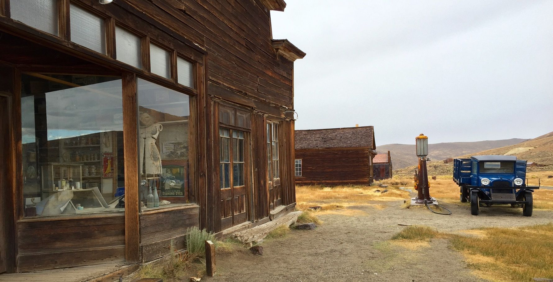 10 Eerie Ghost Towns That Will Give You The Chills | TheTravel