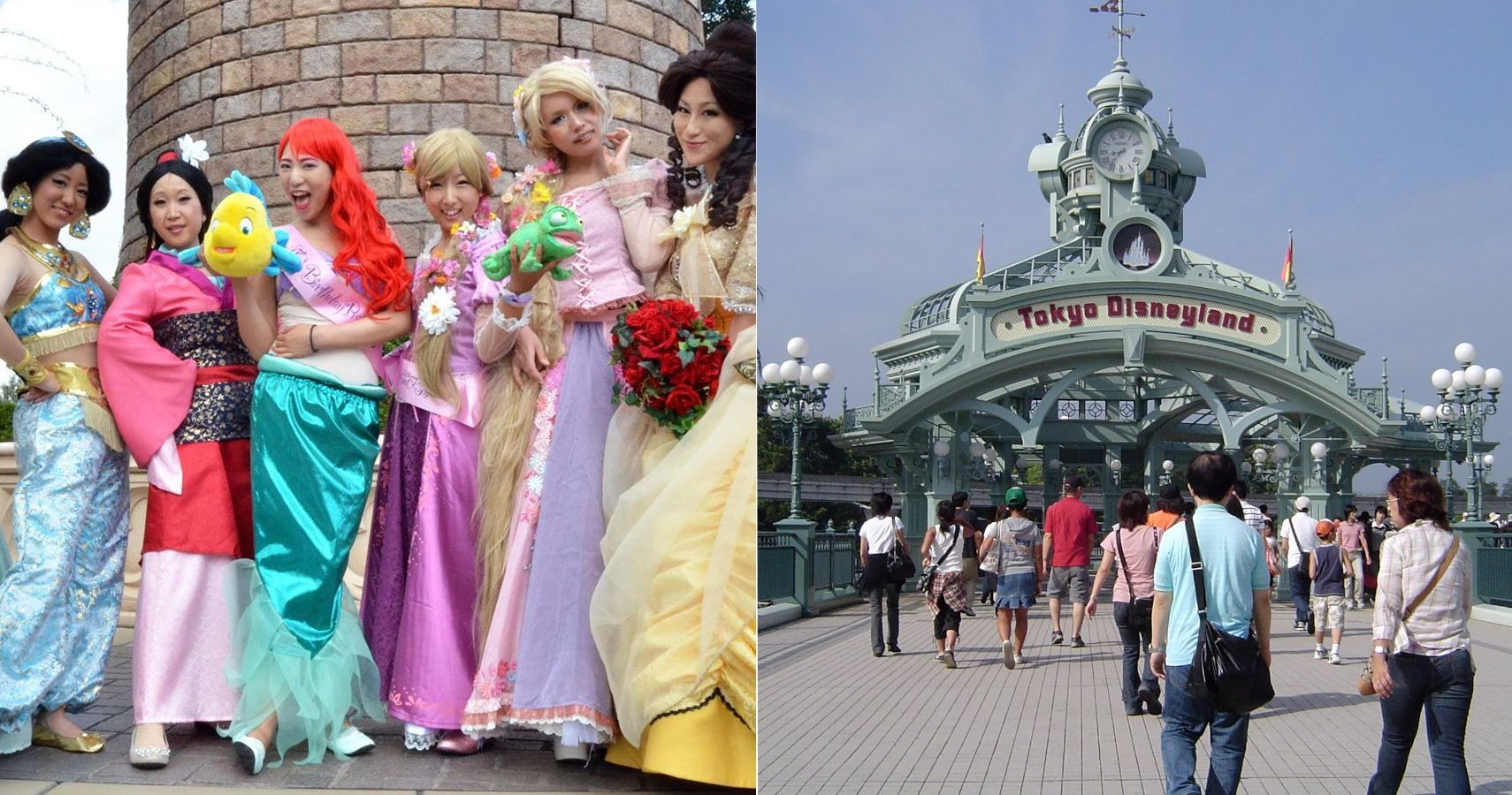 8 Things That Are Unique To Disney Park Japan | TheTravel