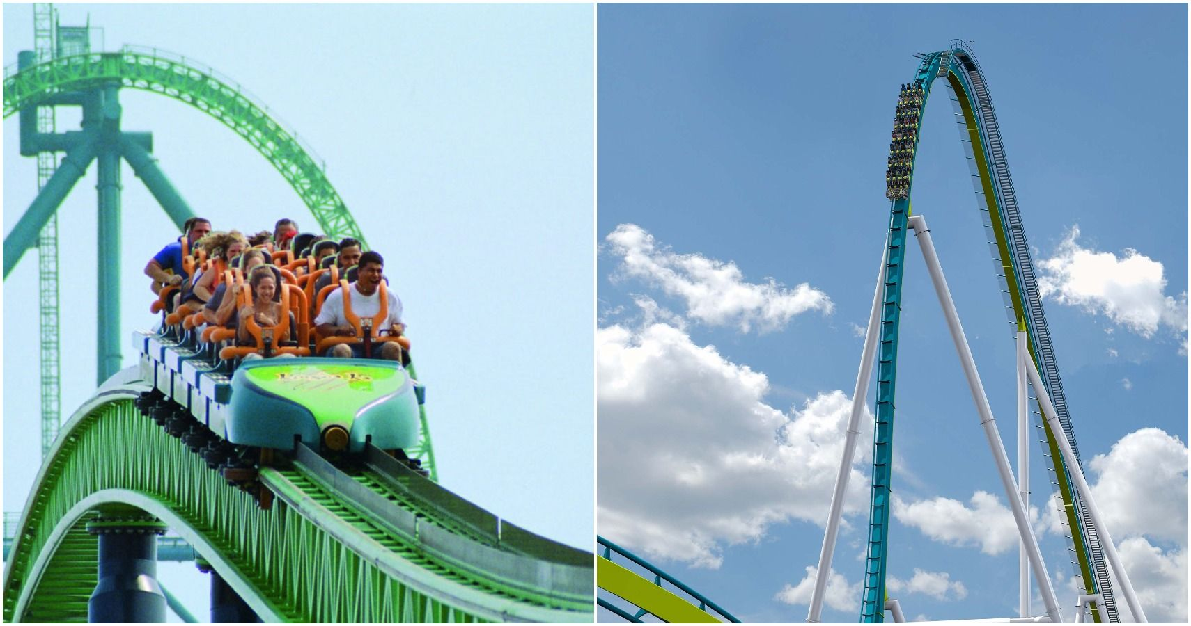 The 10 Tallest Amusement Park Rides In The World (And Where To See Them)