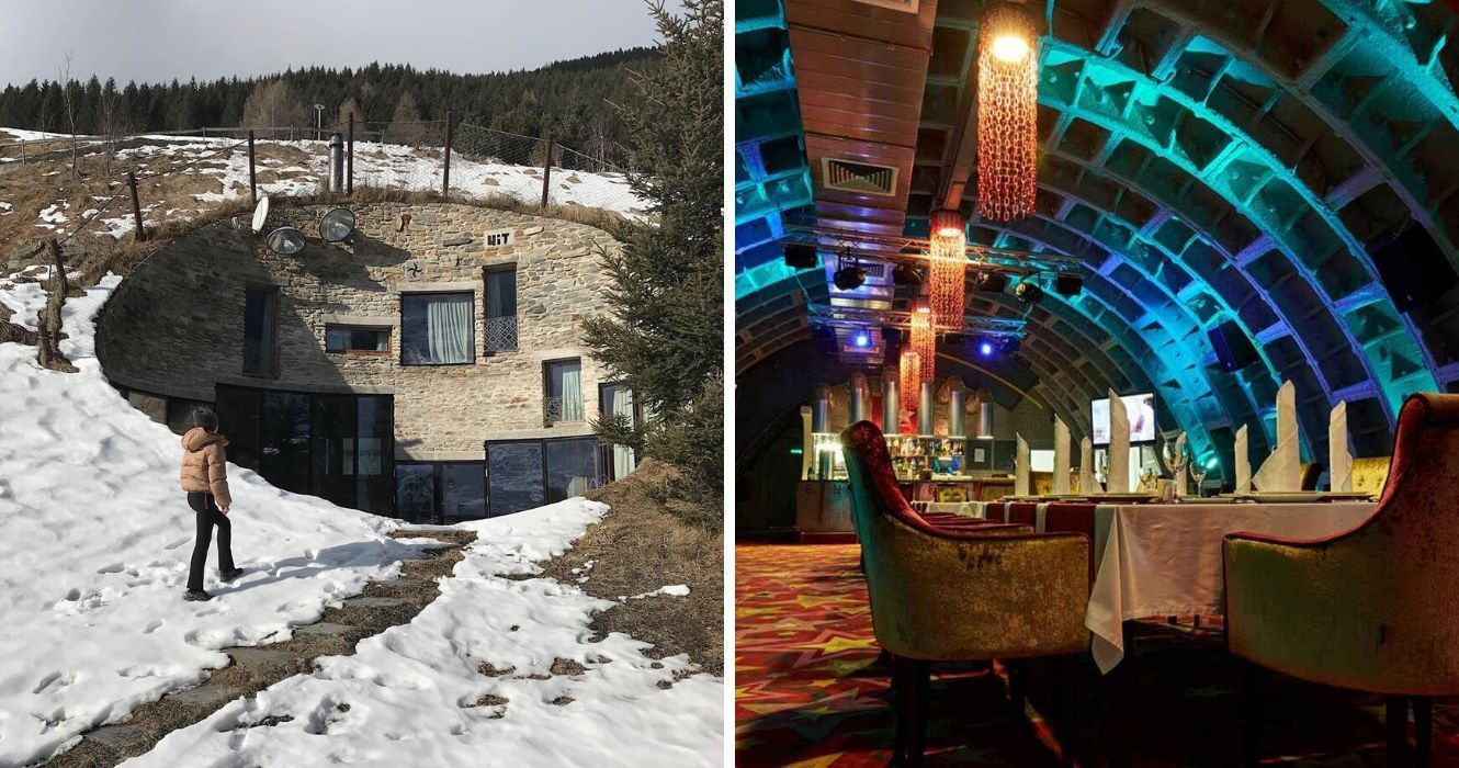 15 Photos Of The Most Over The Top Doomsday Bunkers From Around