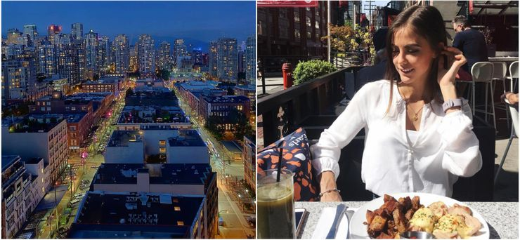What It's Like In The Safe And Snobby Yaletown Neighborhood In Downtown Vancouver, Canada