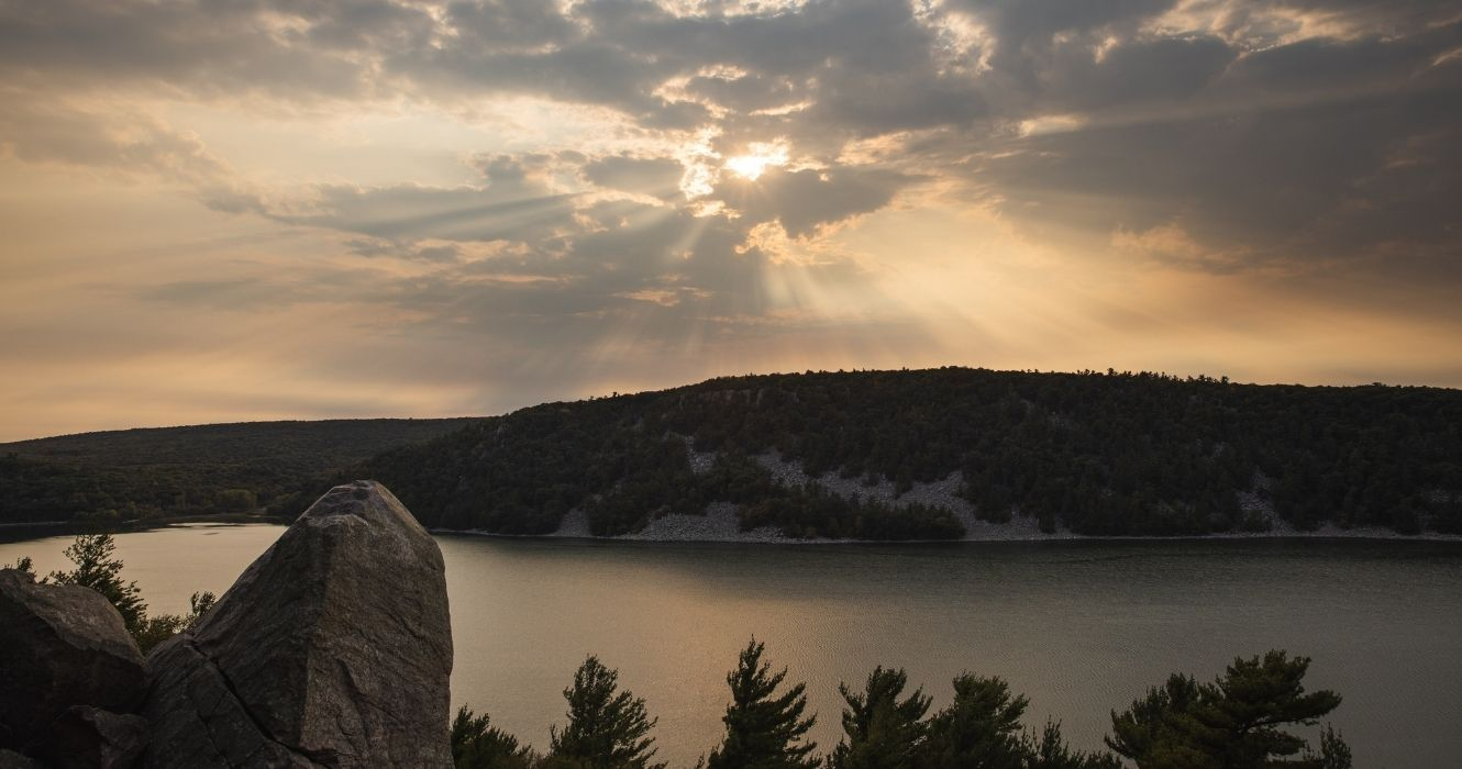 Devil's Lake, North Dakota Is Full Of Devilishly Good Fun, And Here's How To See It All