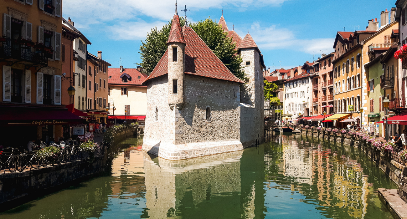 Annecy France: What To See In France's 'Venice Of The Alps'