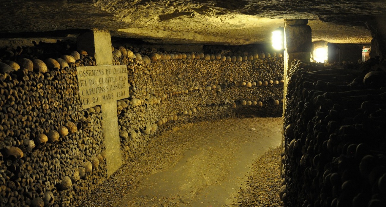 The Paris Catacombs Are The Final Resting Places Of Six Million People, And You Can Visit Them