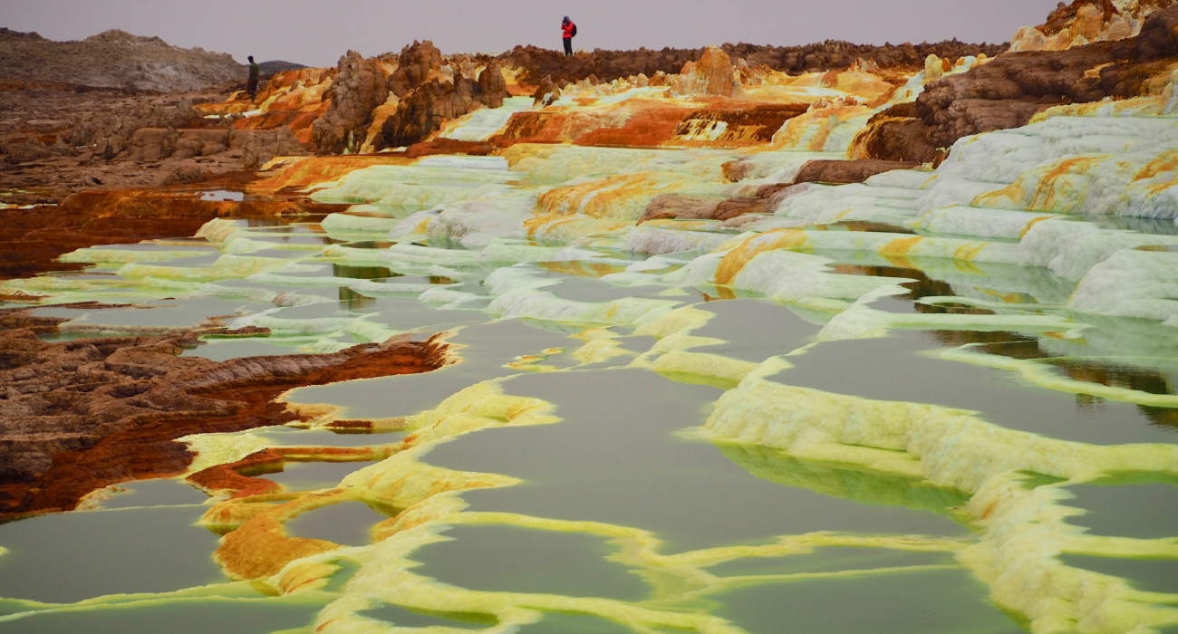 Everything You Should Know About The Danakil Depression, The Hottest Place On Earth