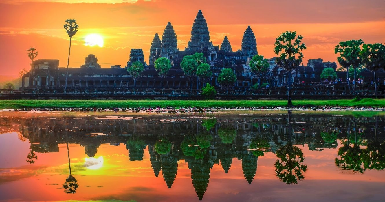 """Everything You Need To Know About Angkor Wat, Cambodia's """"Lost City"""""""