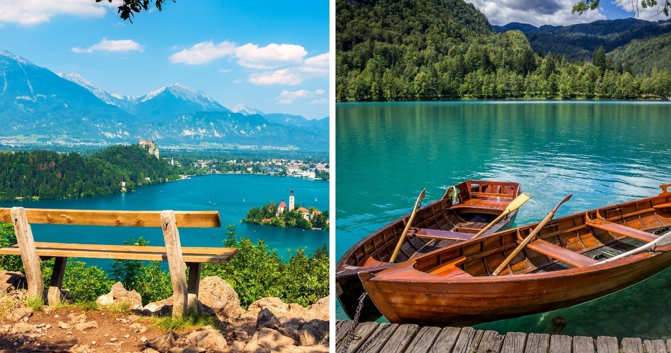 Things To Do In And Around Lake Bled, Slovenia, That Won't Break A Budget