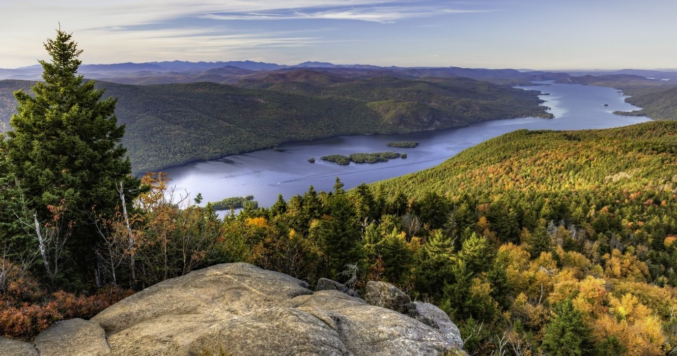 There's An Unexplainable Mystery In Lake George, And It Happens To Be Hidden In Plain Sight
