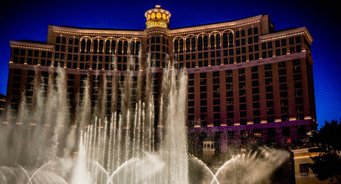 What It's Like To Stay In The Extravagant Bellagio Hotel & Casino In Las Vegas