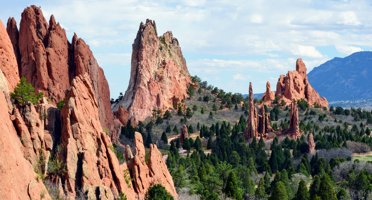 Garden Of The Gods: What To Expect When Visiting Colorado's Most Unique Rock Formations