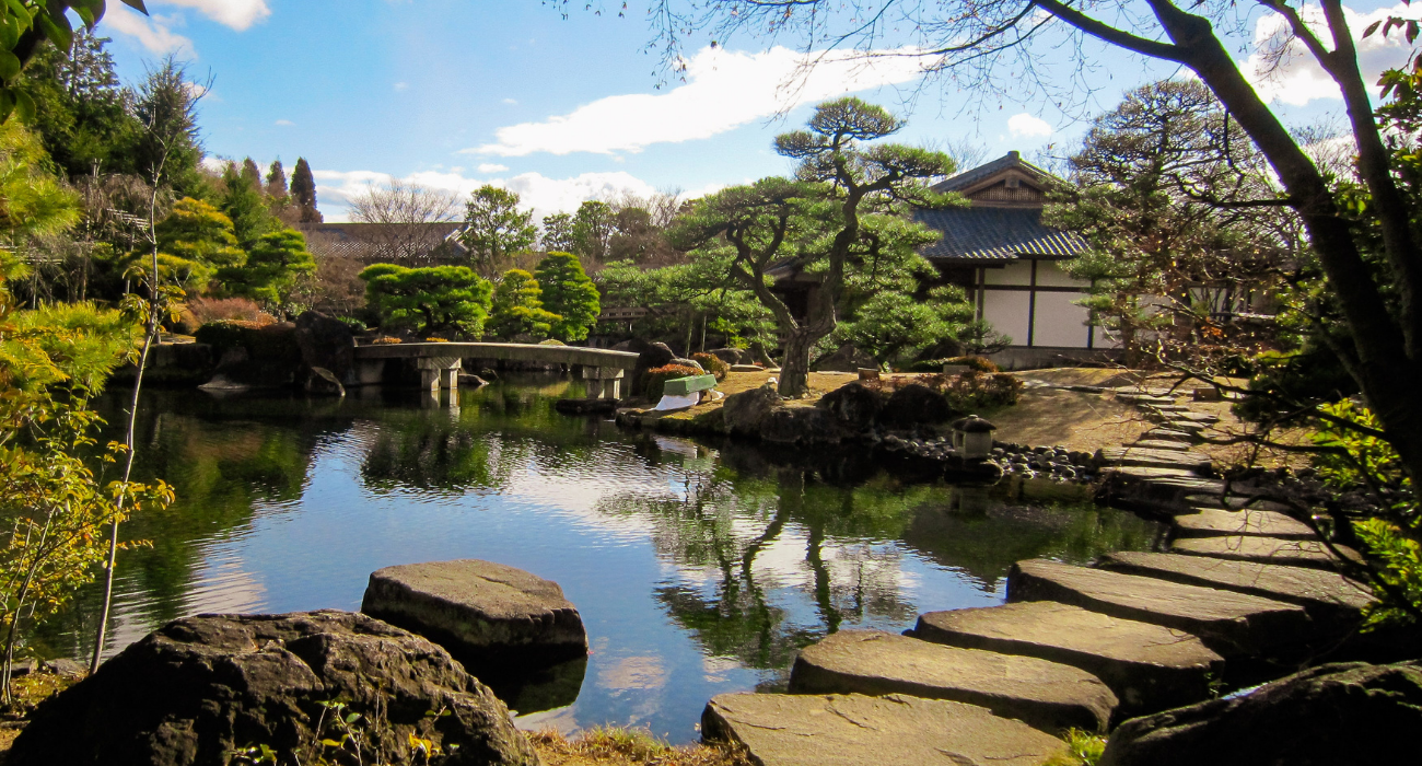 This Portland Garden Is One Of The Most Authentic Japanese Gardens Outside of Japan