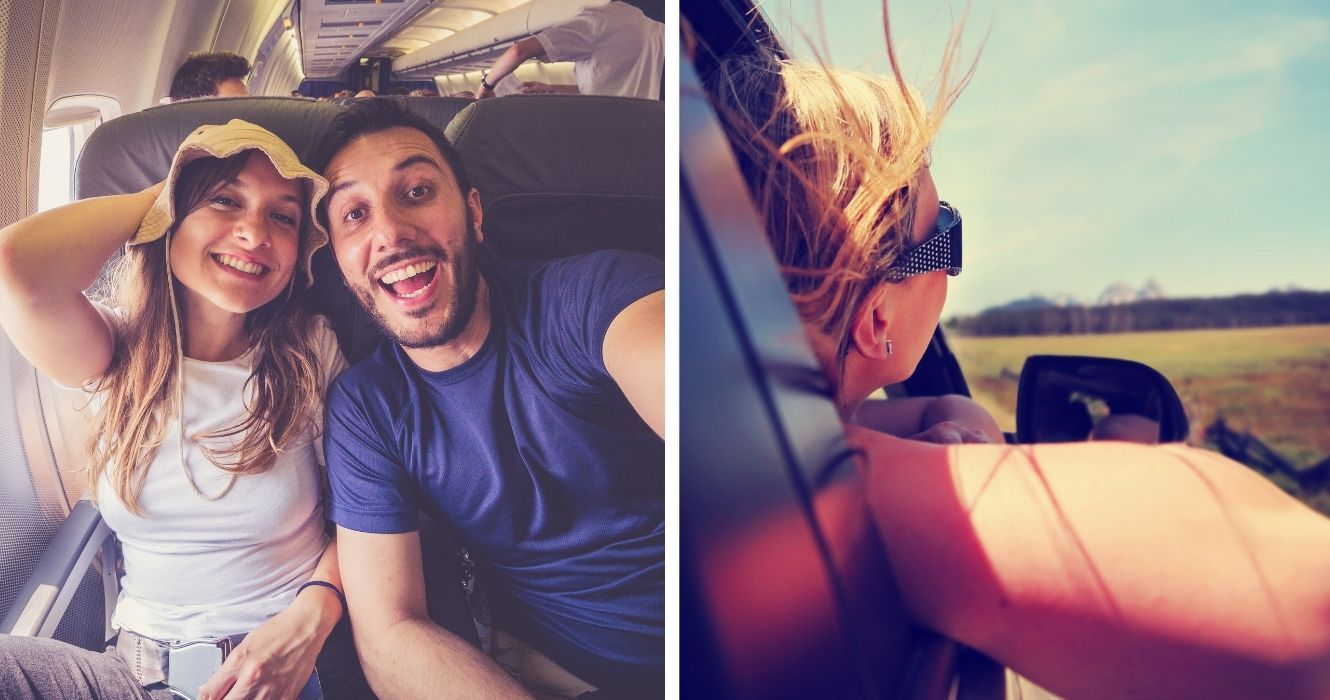 Is A Road Trip Better Than Flying? Here's Why The Extra Time On The Road Is Worth It