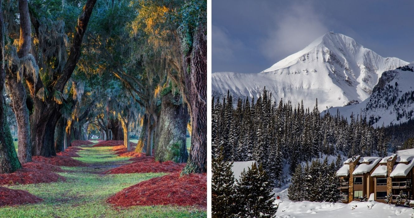 Planning A January Vacation? Here Are The Best Winter Destinations The U.S. Has To Offer