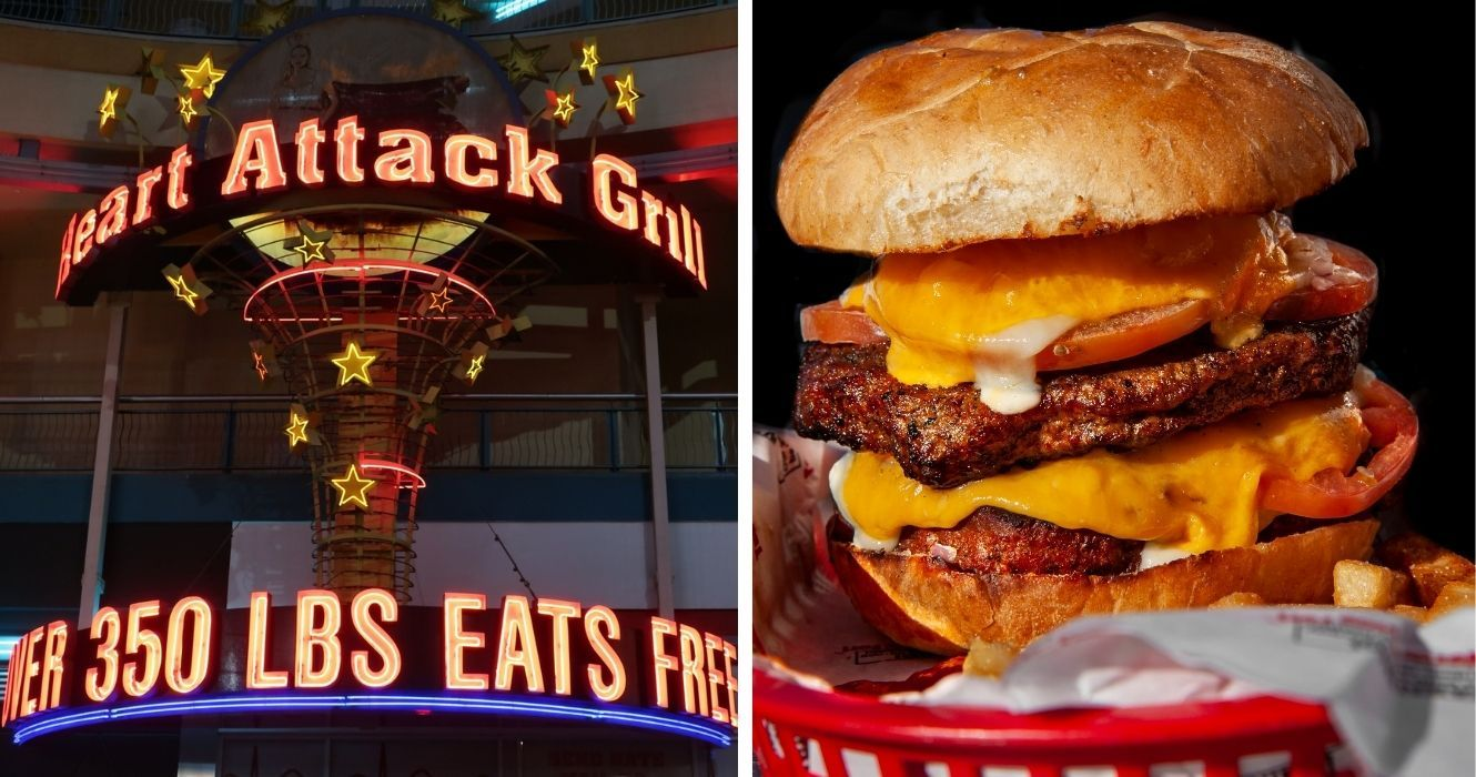 Is The Heart Attack Grill Worth The Cardiac Arrest? We Say Yes, Just For The Fanfare