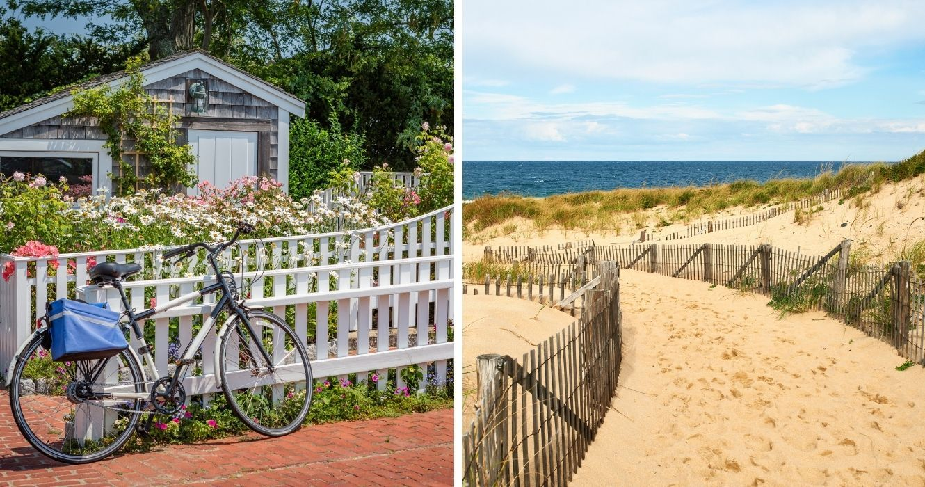 Martha's Vineyard Vs. Cape Cod: Which Is The Better Classic New England Destination?
