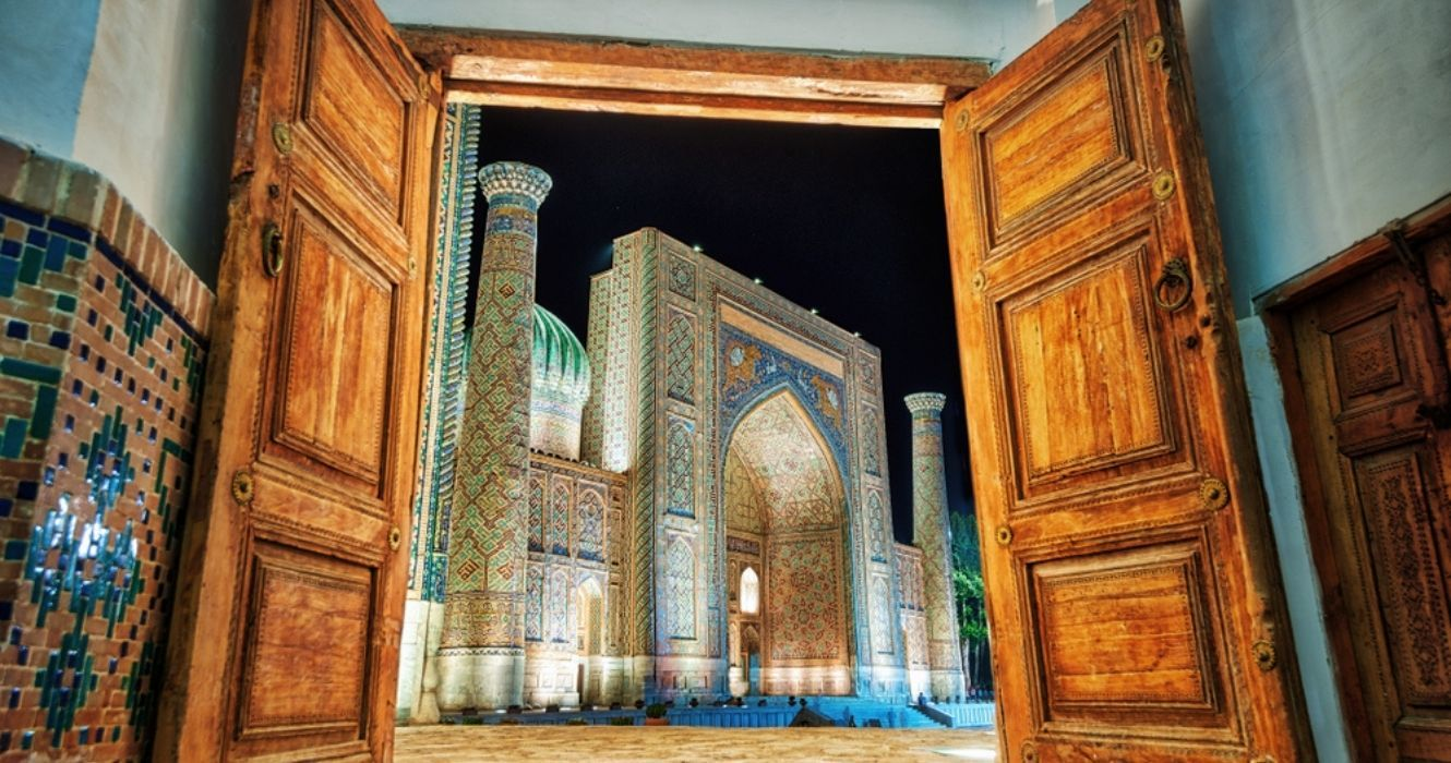 Why The Cities Along the Silk Routes of Uzbekistan Are So Special