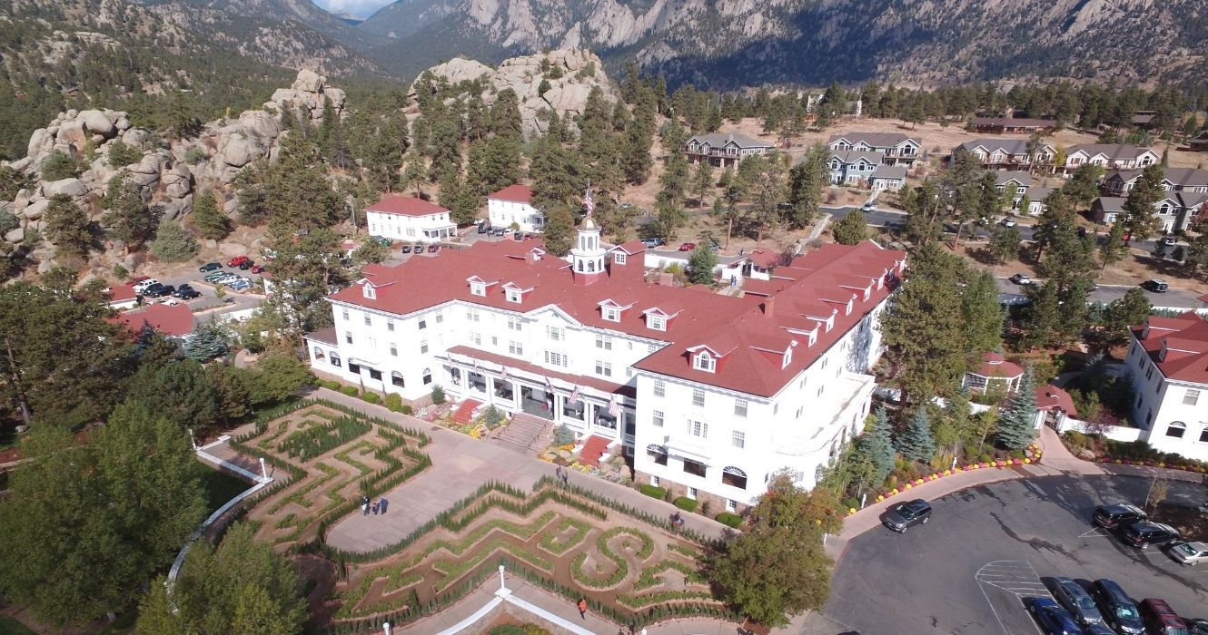 This Is The Story Behind The Famed Stanley Hotel (And Why It's Worth Spending The Night)