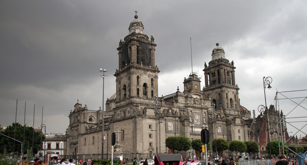 This Historic Cathedral Just Could Be The Most Impressive Building In Mexico City