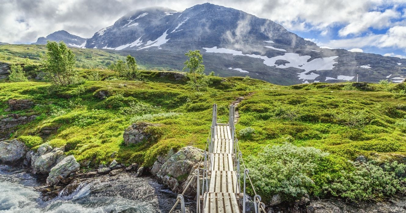 If You Thought Norway Was Beautiful Before, Try Seeing It From These National Parks