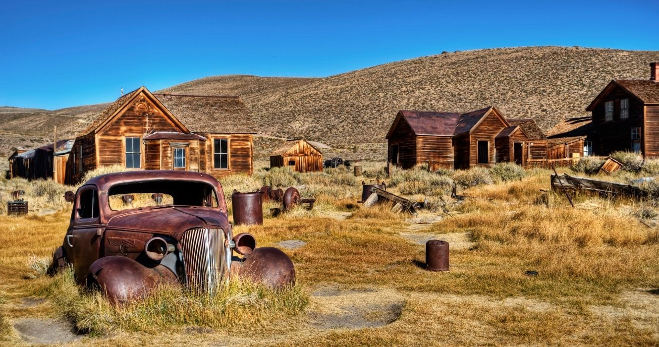 Bodie Might Be A Ghost Town, But There's Still Plenty To Do There